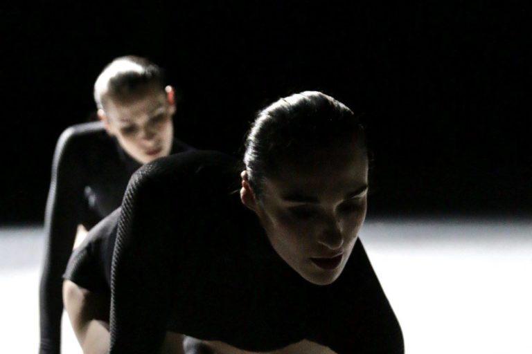 Beginning After Cayetano Soto, Sophia Romano, Irupé Sarmiento, Foto Nikolaos Doede
