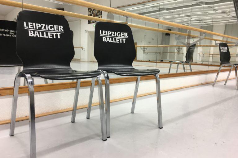 Balletsaal Leipzig Ballett