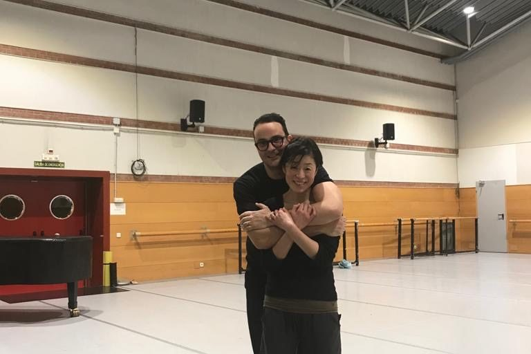 Cayetano Soto, Mikiko Arai, Compañía Nacional de Danza
