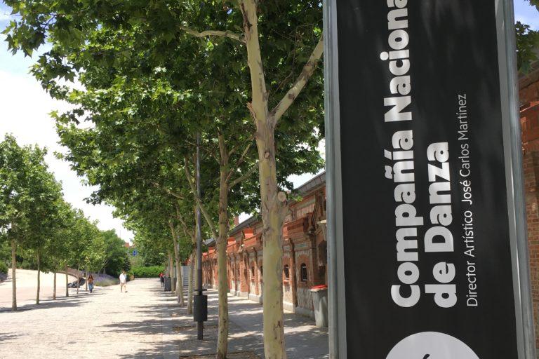 Madrid 3 Compañía Nacional de Danza