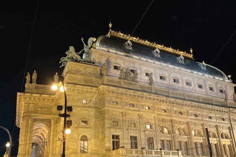 National theater Prag