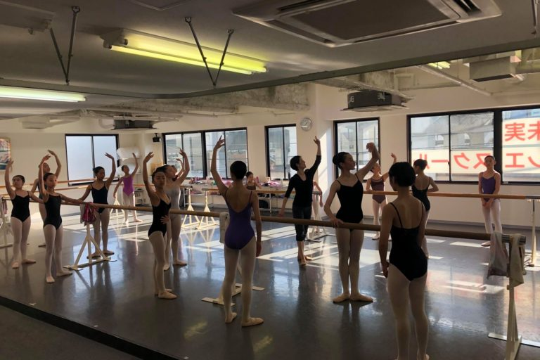 Akemi Sato Ballet School, Mikiko Arai, 1