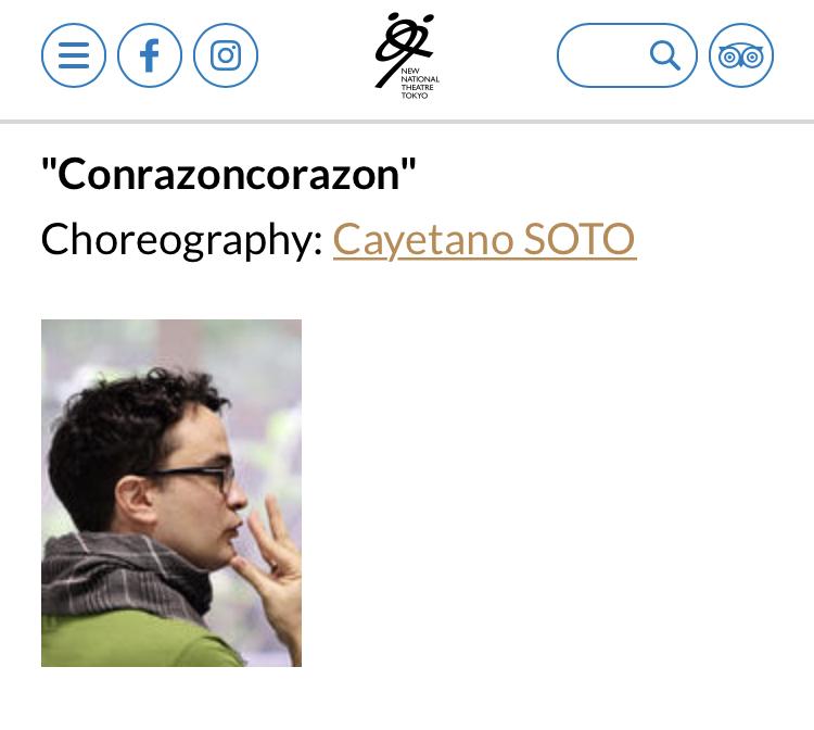 Conrazoncorazon, Cayetano Soto